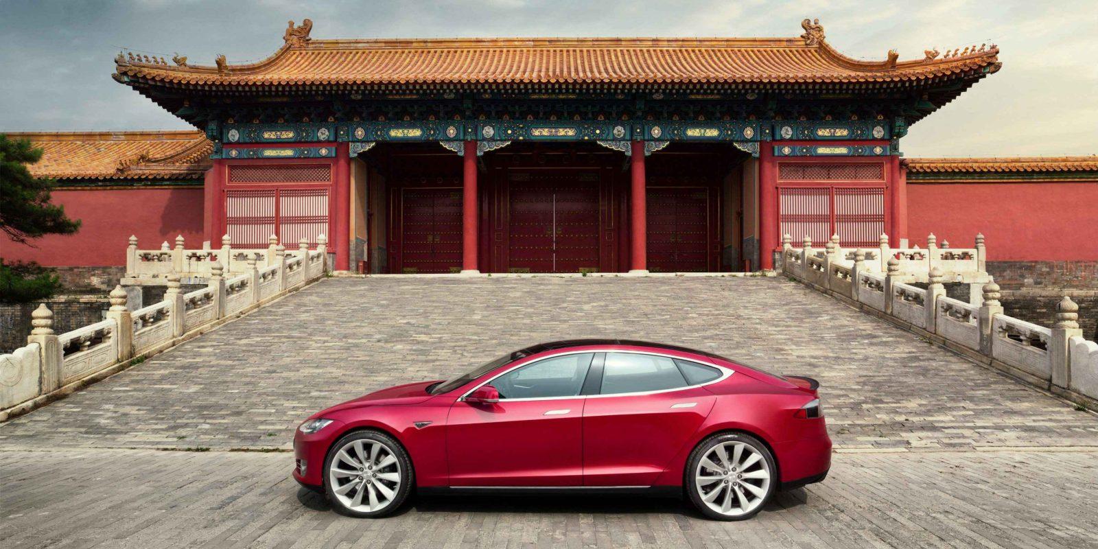 Tesla построит фабрику в Китае, где будет производиться 500 000 электромобилей в год - 1