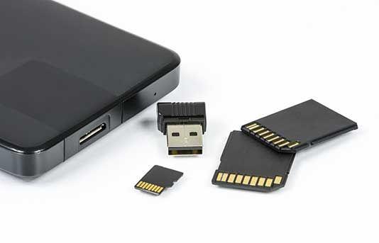 Две трети б-у карт памяти содержат личные данные предыдущих владельцев - 2