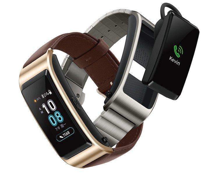 Фитнес-браслет Huawei TalkBand B5 представлен официально - 1