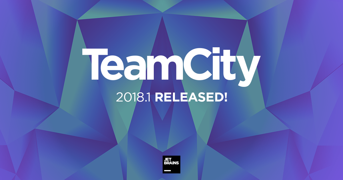 TeamCity 2018.1: новый Kotlin DSL, режим High Availability, улучшенная Docker интеграция и Amazon S3 из коробки - 1