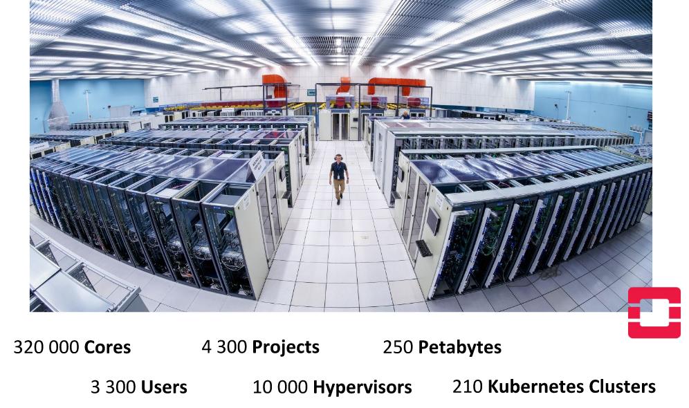 Истории успеха Kubernetes в production. Часть 9: ЦЕРН и 210 кластеров K8s - 7