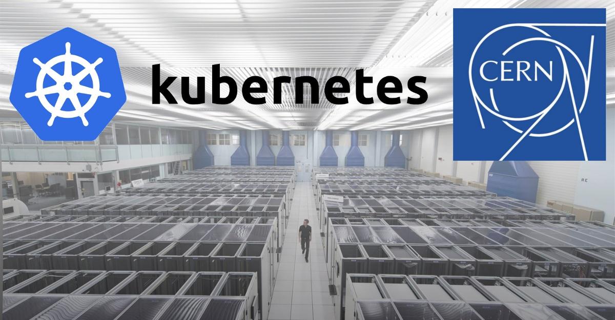 Истории успеха Kubernetes в production. Часть 9: ЦЕРН и 210 кластеров K8s - 1