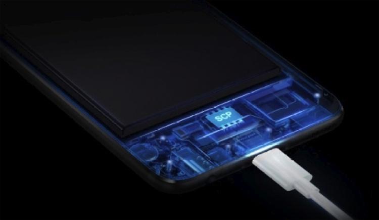 Смартфоны Huawei смогут использовать систему сверхбыстрой зарядки