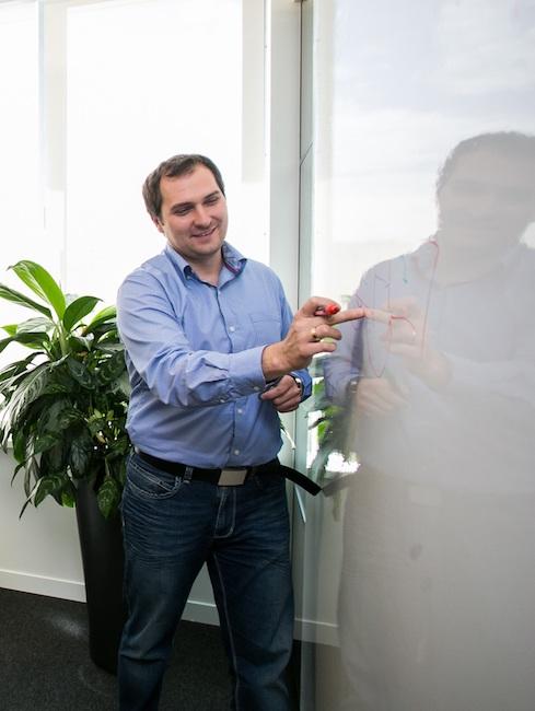Офис под Agile: где разместить тысячу разработчиков? - 9