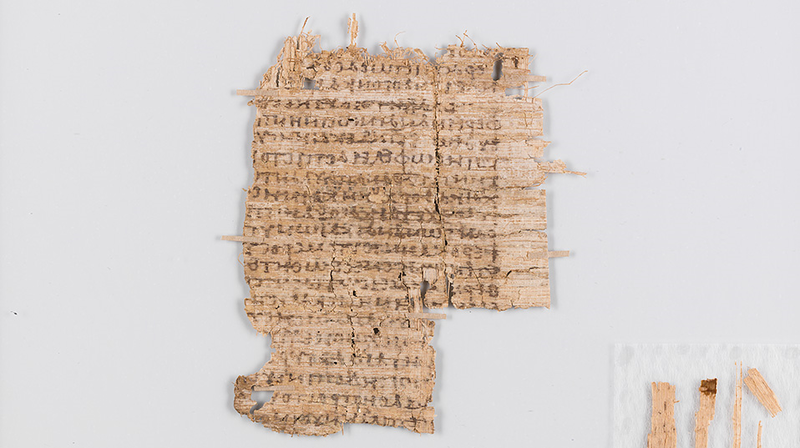 Раскрыта загадка Базельского папируса