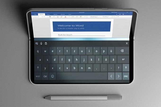 Многострадальный Surface Phone может добраться до прилавков магазинов уже в 2019 году