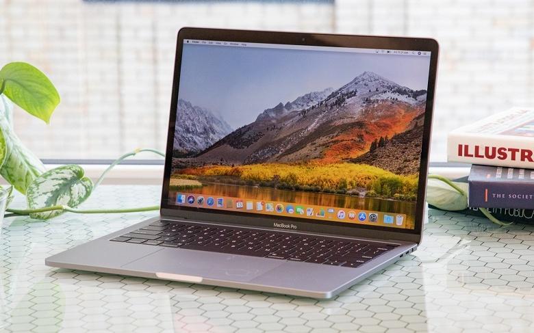 В новых ноутбуках Apple MacBook Pro установлены самые быстрые в сегменте накопители