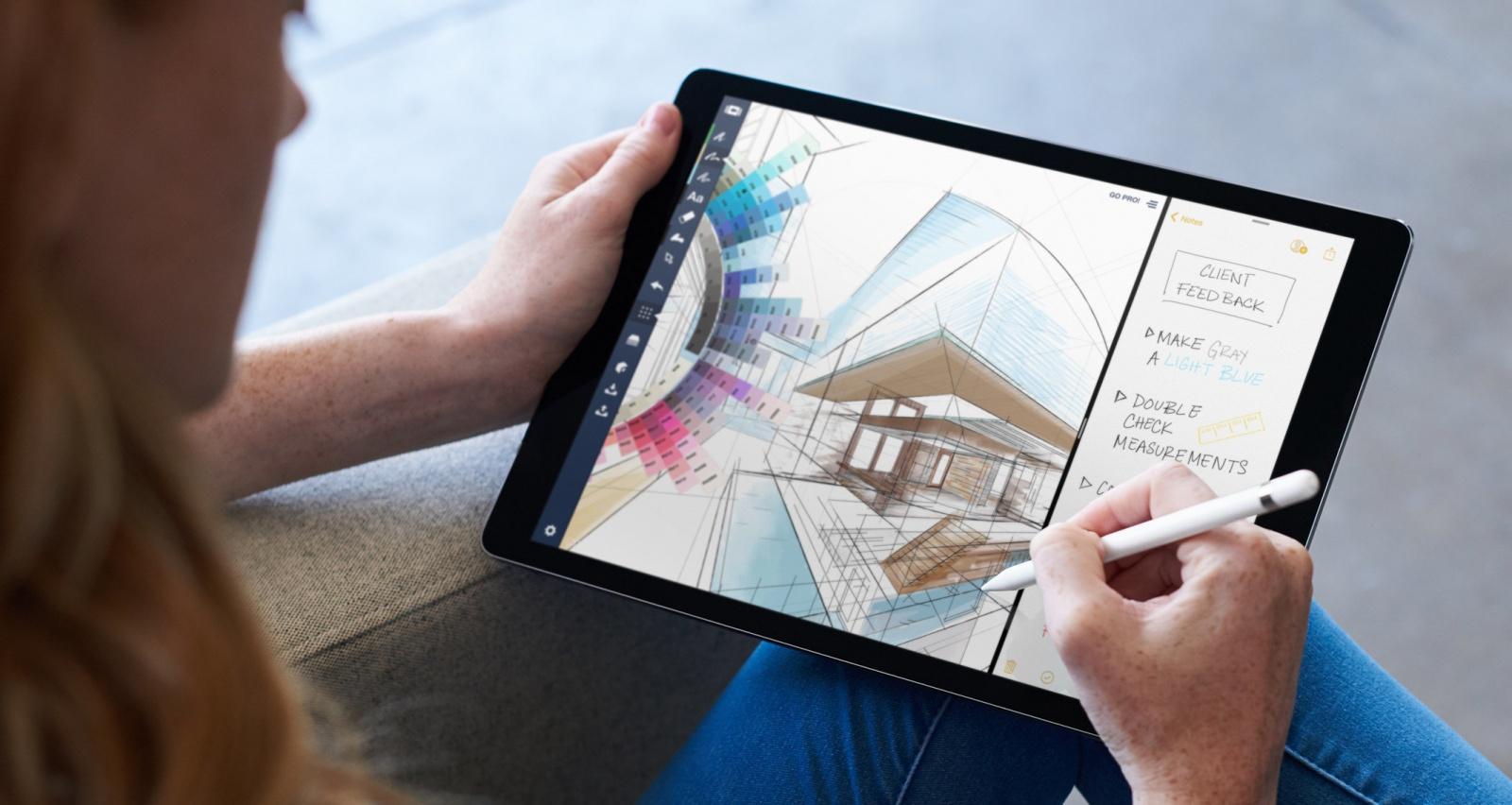 Adobe планирует выпустить полноценную версию Photoshop для iPad