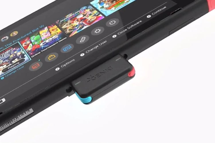 Адаптер для Nintendo Switch обещает поддержку Bluetooth-гарнитур