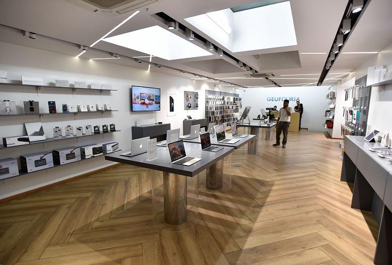 Доля Apple на втором по величине рынке смартфонов составляет всего 2%