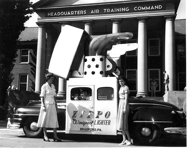 Удивительная история автомобиля-зажигалки: Zippo Car - 5