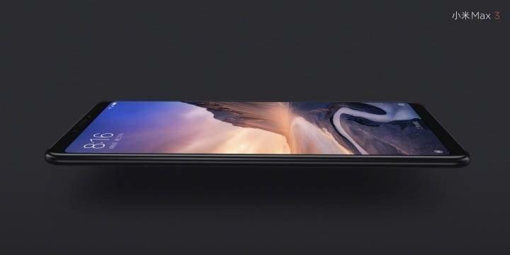 Дизайн Xiaomi Mi Max 3 перестал быть тайной