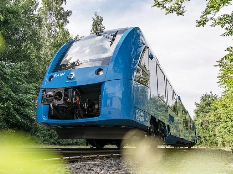 Германия одобрила использование поездов на водородных топливных элементах - 1