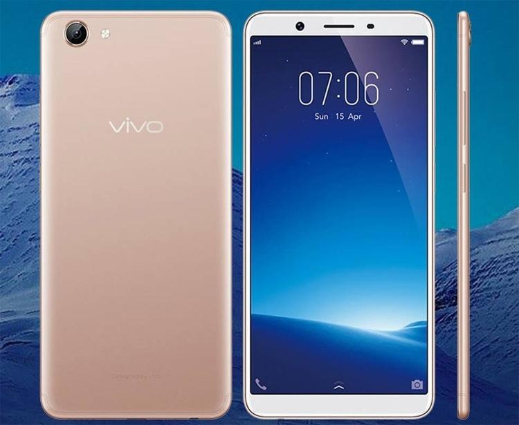 Смартфон Vivo Y71i получил дисплей Full View и процессор Snapdragon 425