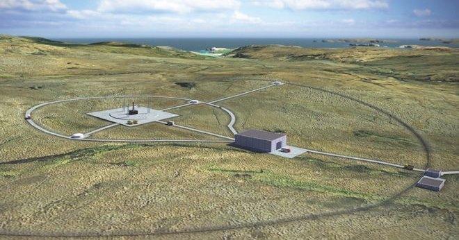 Великобритания строит свой первый космодром