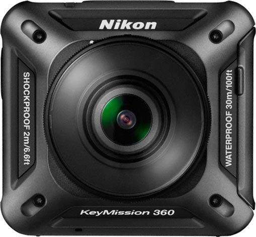 Выпуск экшн-камер Nikon KeyMission 360 и KeyMission 80 прекращен
