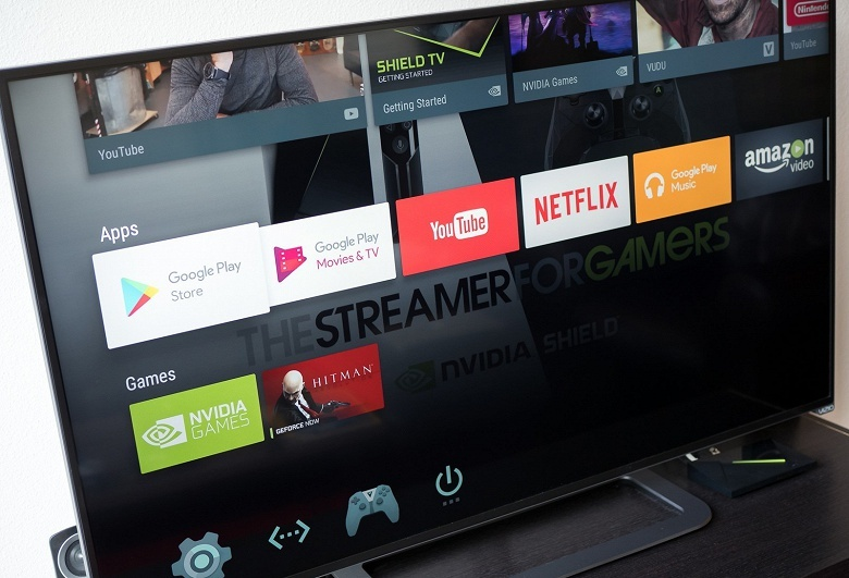 Android — лидирующая платформа среди Smart TV