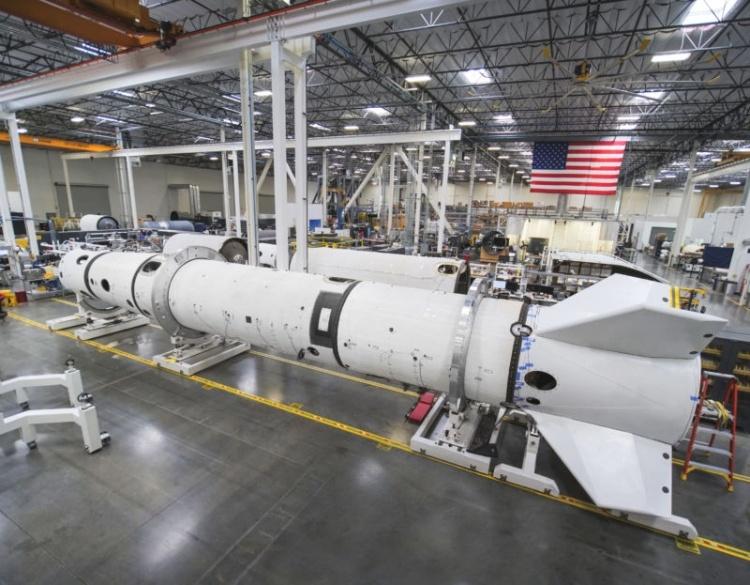 Virgin Orbit произведёт первый запуск в космос с британской земли