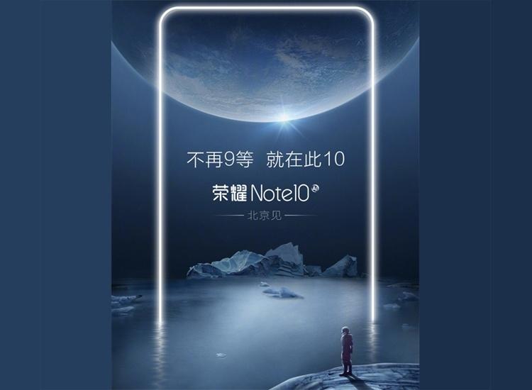 Гигантский фаблет Huawei Honor Note 10 показался на «живых» фотографиях