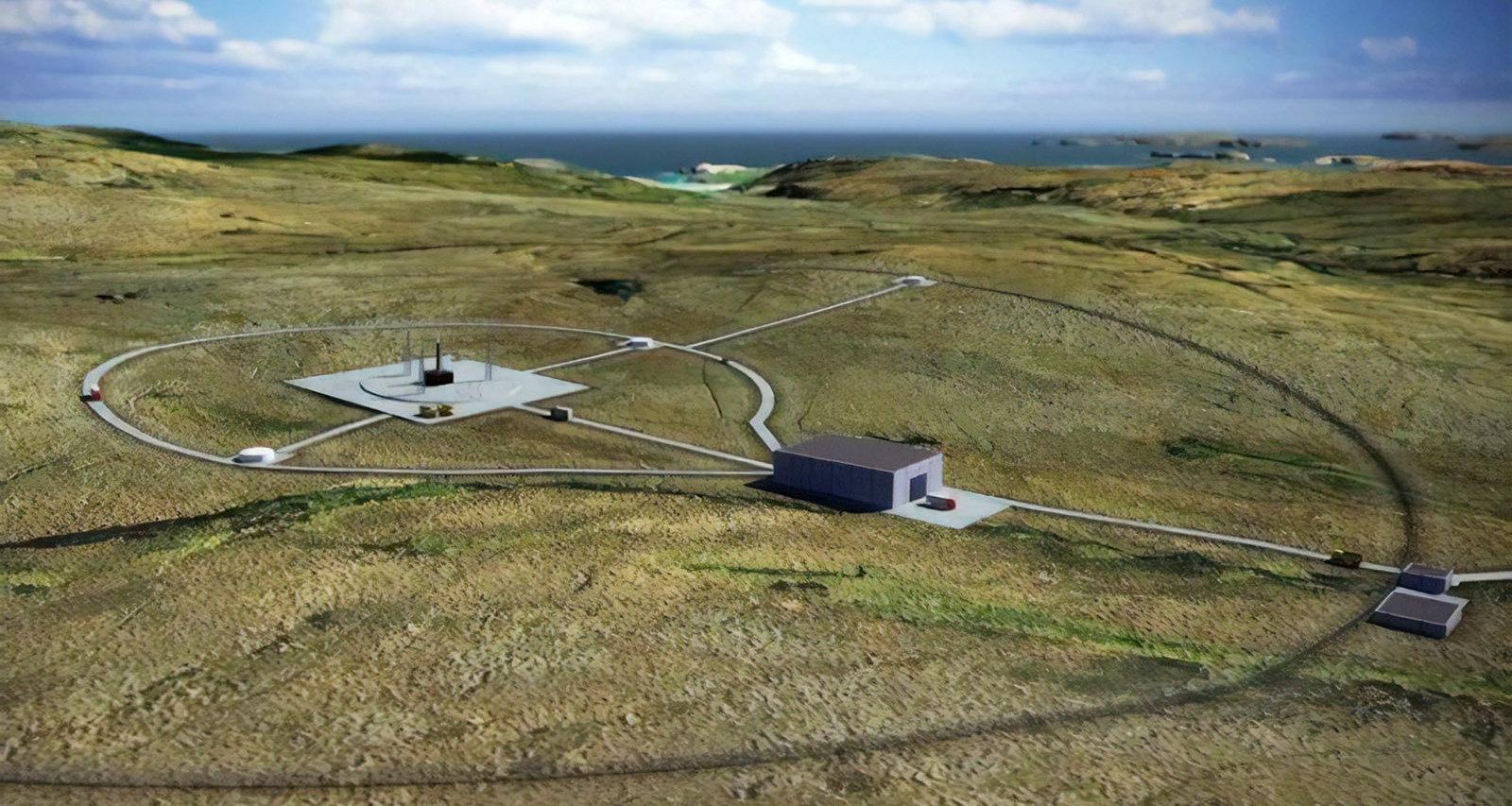 Первый британский космодром будет находиться в Шотландии