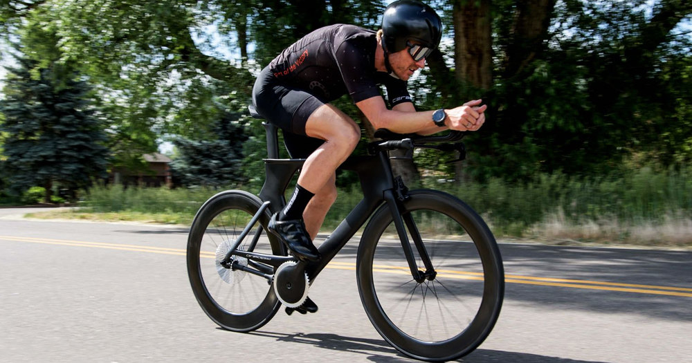 Представлен прототип велосипеда без цепи