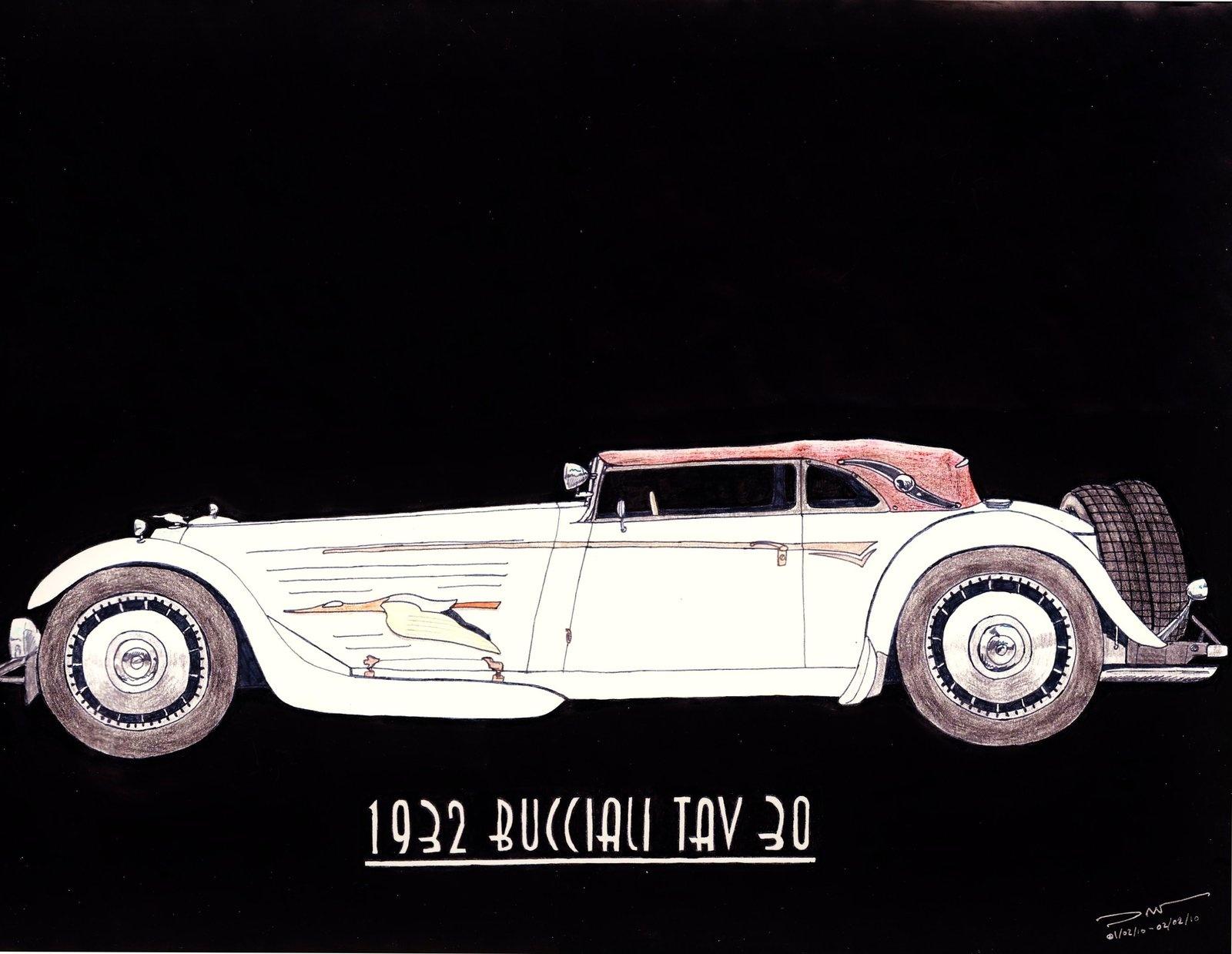 Самые красивые автомобили: Bucciali
