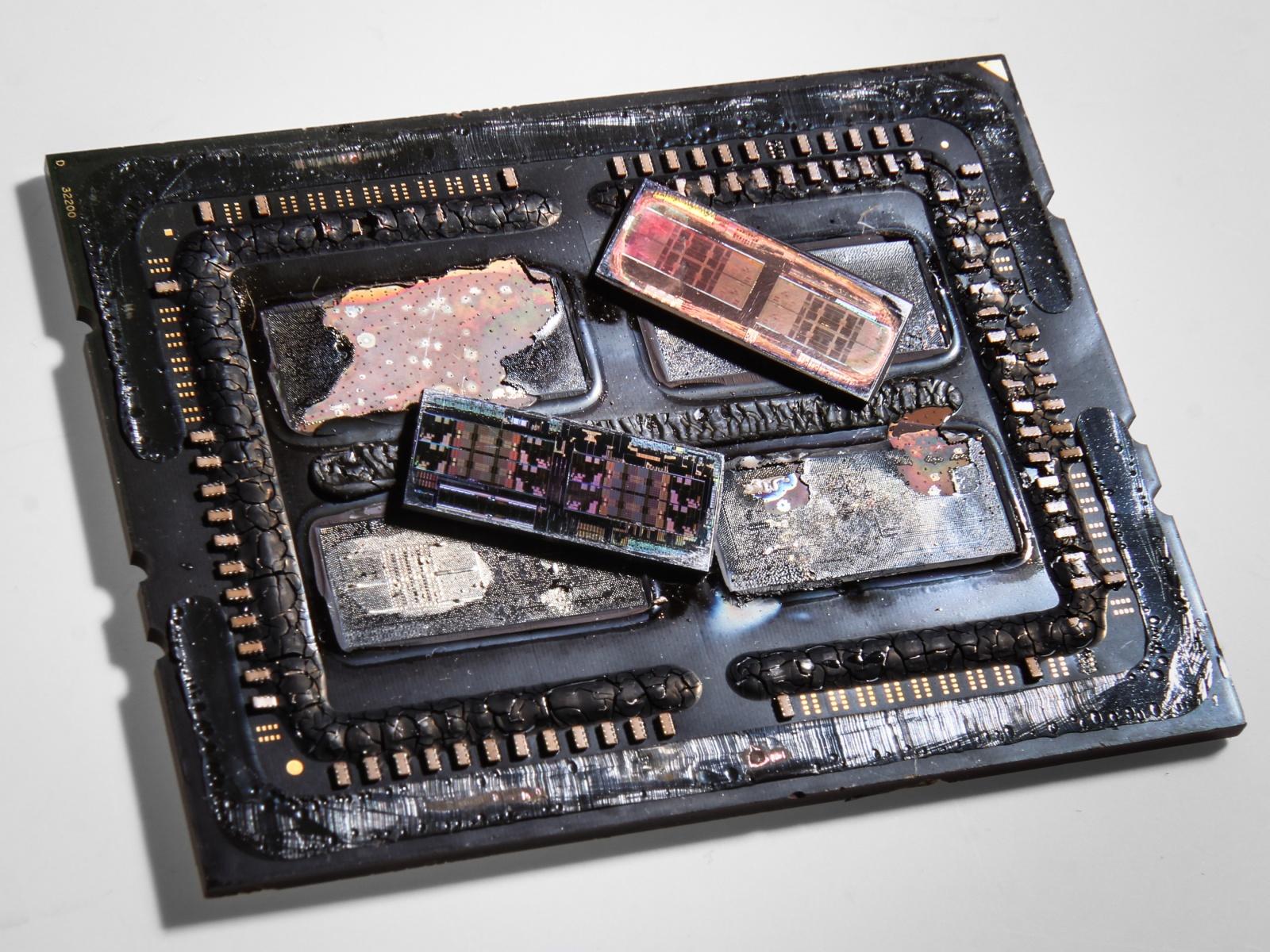 Системы в корпусе или Что на самом деле находится под крышкой корпуса микропроцессора - 1