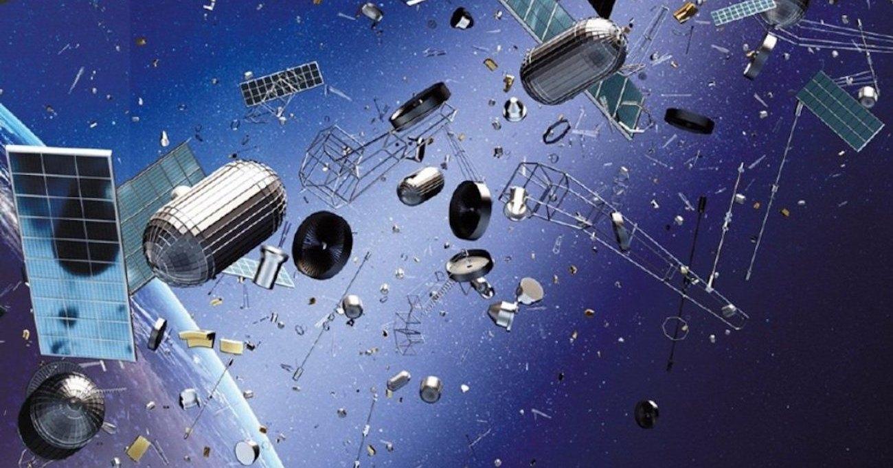 Сколько спутников в космосе?