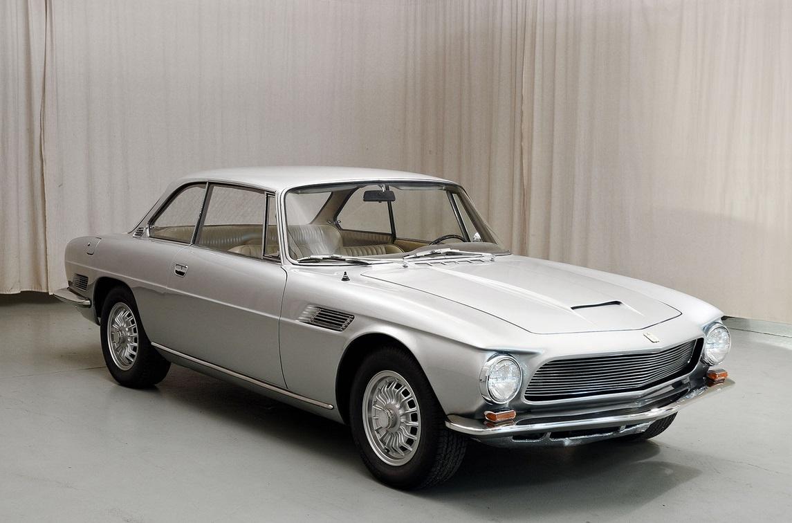 Самые красивые автомобили: Iso