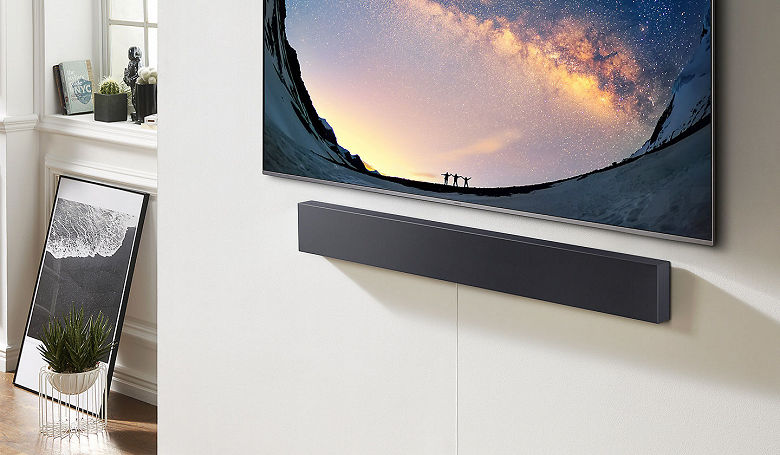 Саундбар Samsung NW700 уже можно купить в России