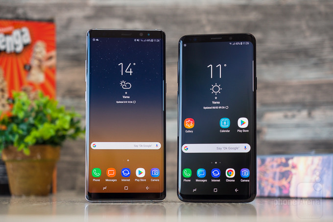 Samsung хочет объединить Galaxy S+ и Galaxy Note в одну линейку