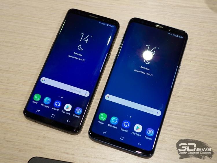 Samsung и LG ускоряют выпуск новых моделей смартфонов