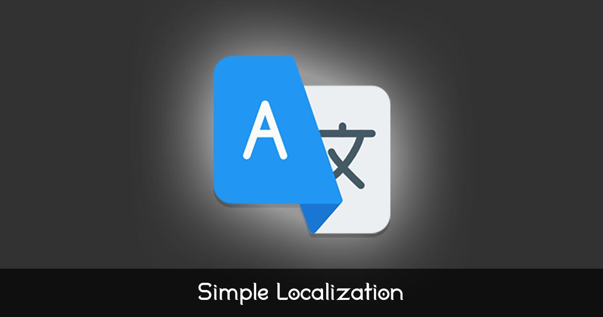 Локализация игр и приложений в Unity. Быстро и удобно - 1