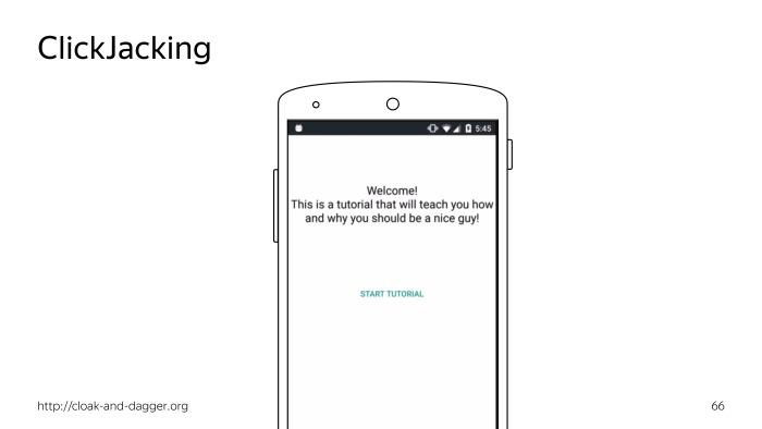 Android accessibility — волк в овечьей шкуре? Лекция Яндекса - 22