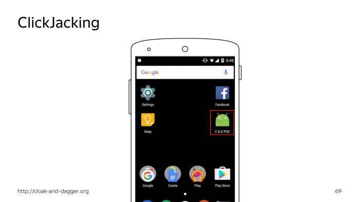 Android accessibility — волк в овечьей шкуре? Лекция Яндекса - 25