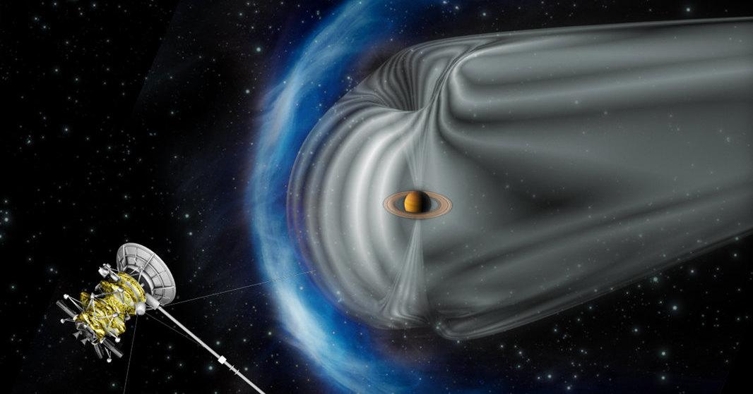 Что такое космические ударные волны?