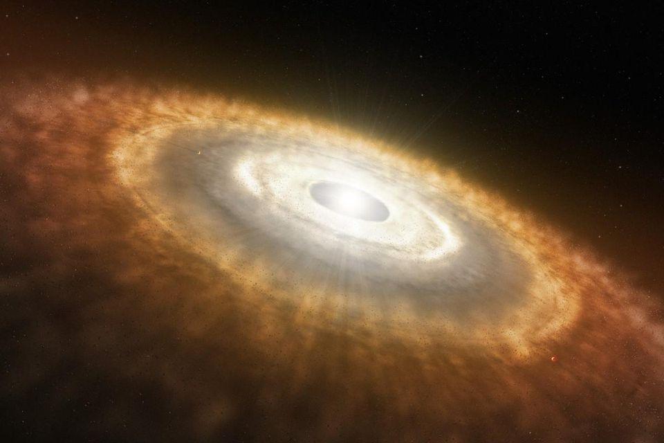 Забудьте о мегаструктурах инопланетян: новые наблюдения объясняют поведение звезды Табби одной только пылью - 5