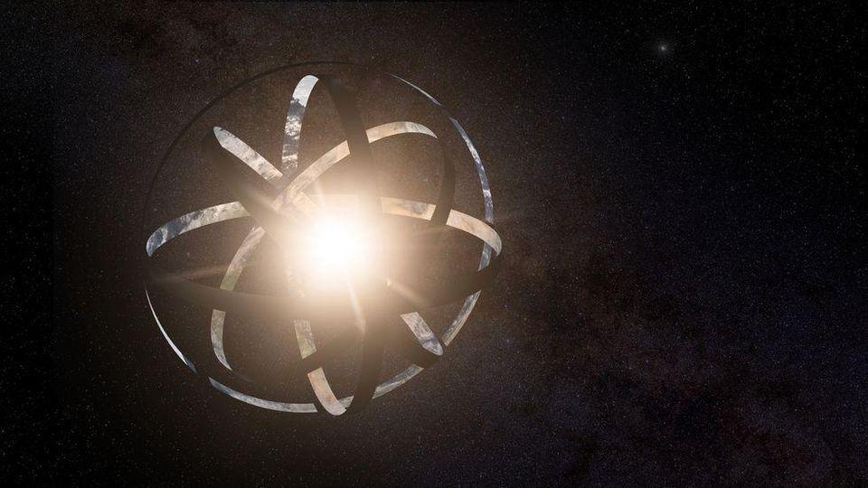 Забудьте о мегаструктурах инопланетян: новые наблюдения объясняют поведение звезды Табби одной только пылью - 8