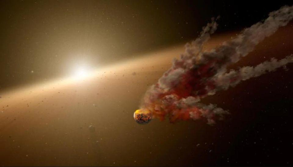 Забудьте о мегаструктурах инопланетян: новые наблюдения объясняют поведение звезды Табби одной только пылью - 1