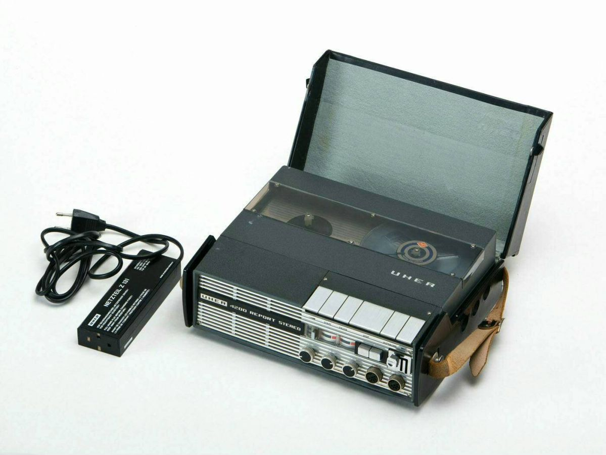 Аудиогаджет специального назначения: диктофон Штирлица, его реальный прототип и смелое историческое моделирование - 2