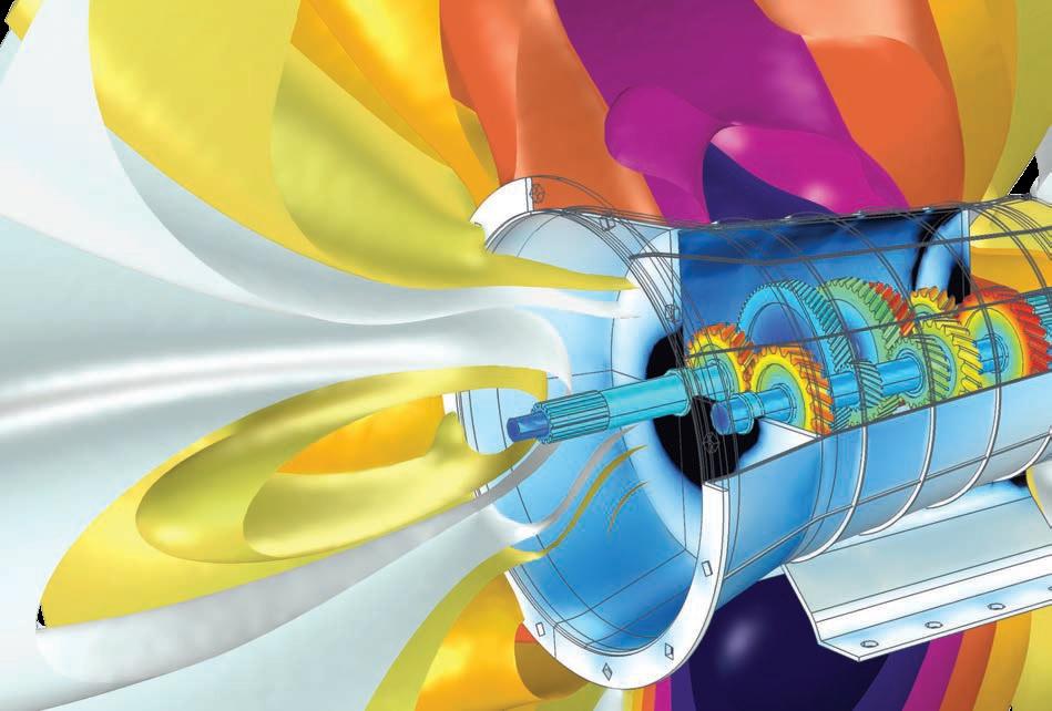 Моделирование вибраций и шума в коробке передач автомобиля - 1