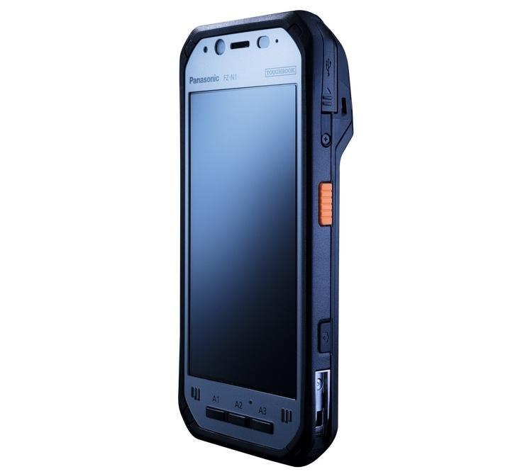 Panasonic Toughbook FZ-N1: гибрид смартфона и прочного карманного ПК
