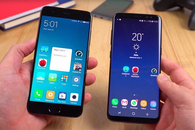 Xiaomi все же уступила Samsung на втором по величине рынке смартфонов