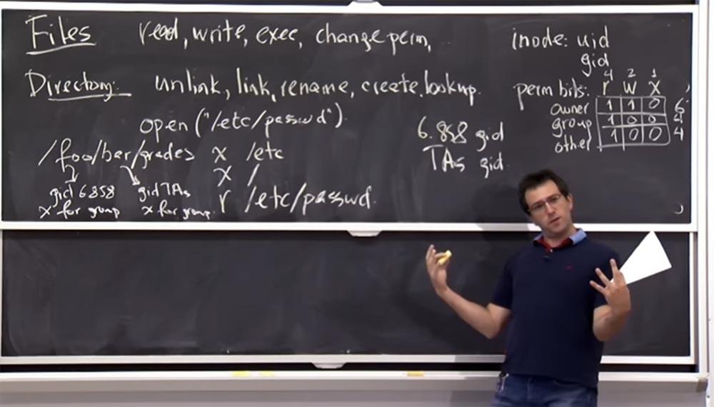 Курс MIT «Безопасность компьютерных систем». Лекция 4: «Разделение привилегий», часть 1 - 10