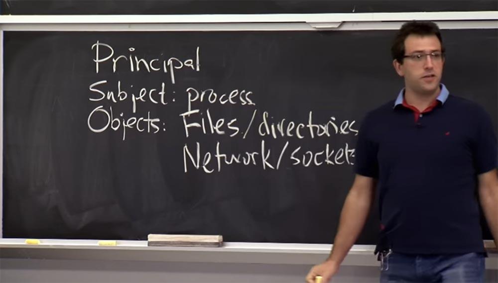 Курс MIT «Безопасность компьютерных систем». Лекция 4: «Разделение привилегий», часть 1 - 3