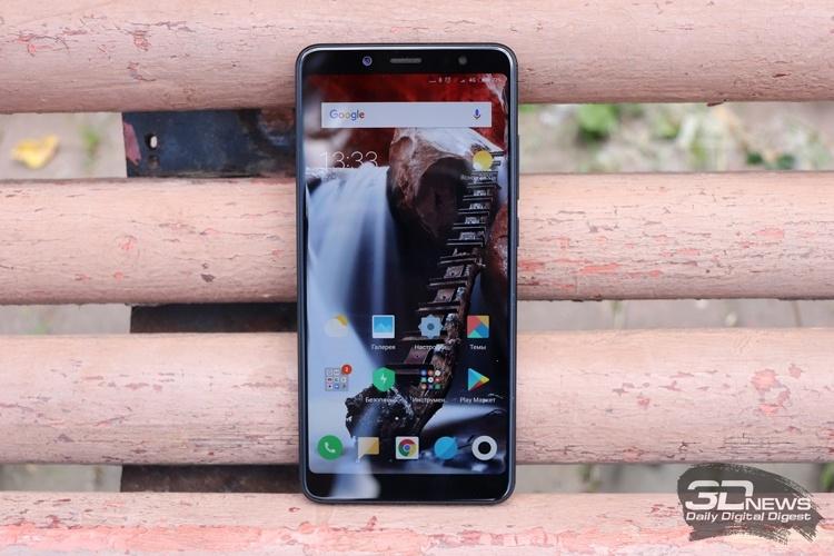 Смартфон Xiaomi Redmi Note 5 обзавёлся версией с увеличенным объёмом памяти
