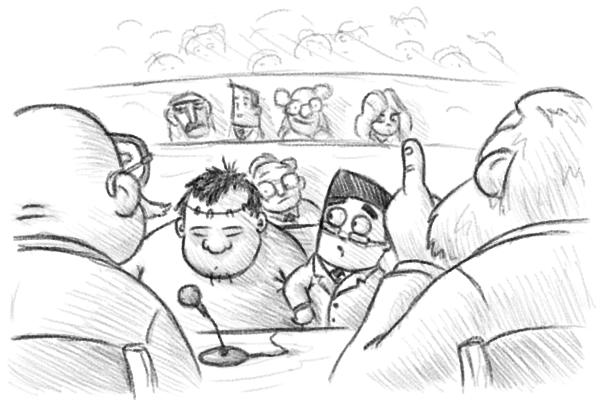 Как мы стали делать офигенно длинные собрания, и почему это больше не вселенское зло - 1