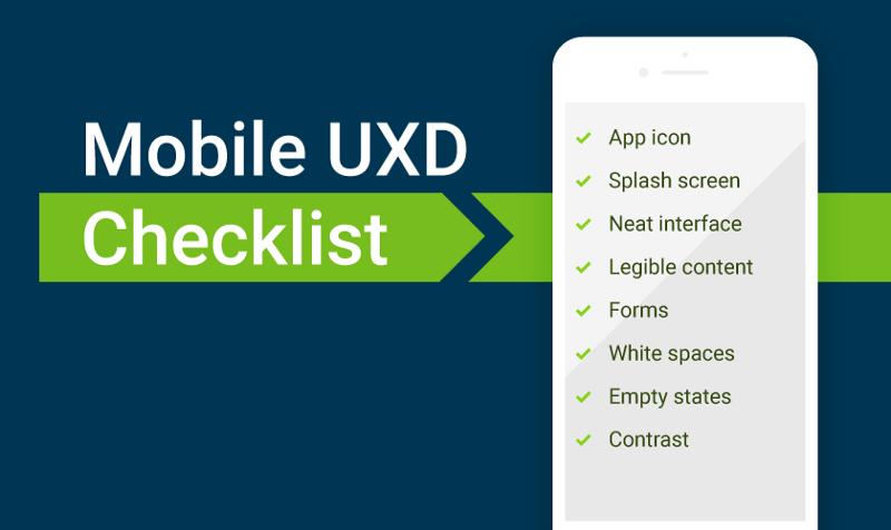 Обязательный чек-лист разработки UX-дизайна мобильного приложения - 1