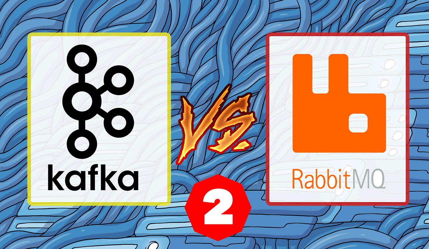 RabbitMQ против Kafka: применение Kafka в событийно ориентированных приложениях - 1