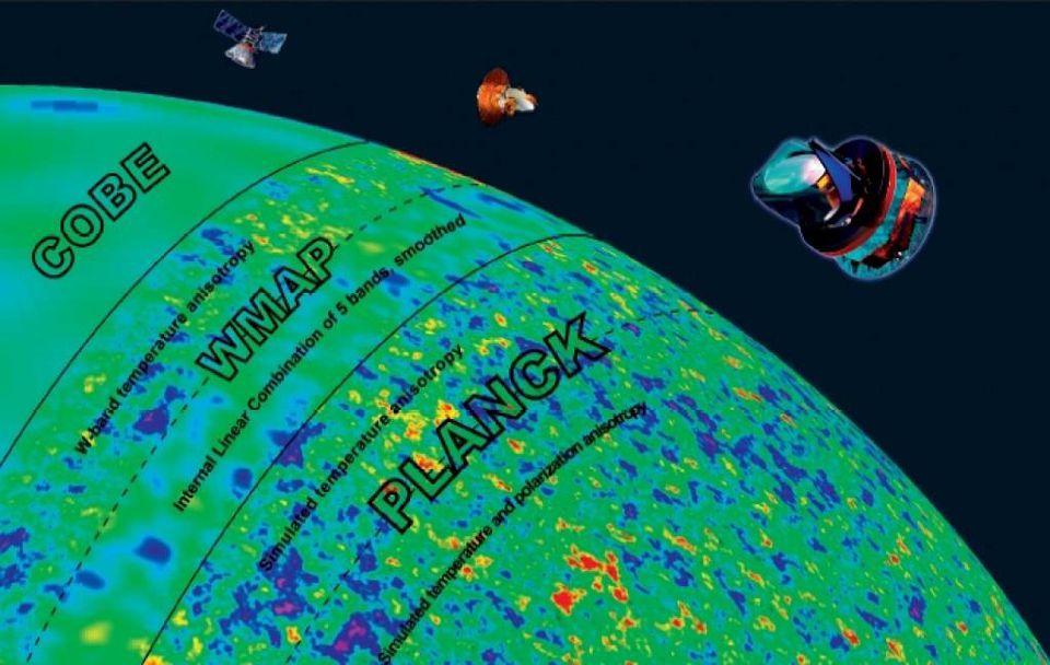 Как астрономический спутник Планк навсегда изменил наше представление о Вселенной - 1